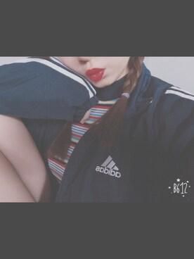 (adidas) using this KAEDE 카에데 looks