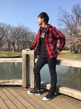 (UNIQLO) using this kahng looks