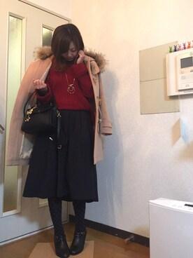 Risa♡さんの(ADIEU TRISTESSE|アデュートリステス)を使ったコーディネート
