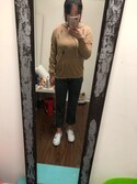 Li Hua Zheng is wearing adidas