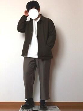 Kazukiさんの(FREAK'S STORE|フリークスストア)を使ったコーディネート