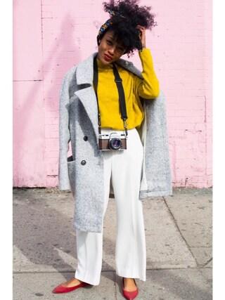 (ZARA) using this Kamara Williams looks