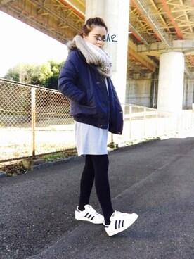 (adidas) using this may looks