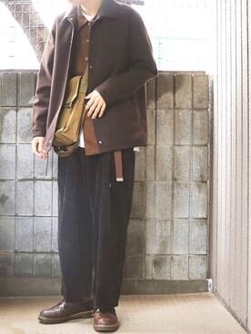 テシマさんの(VINTAGE|ヴィンテージ)を使ったコーディネート