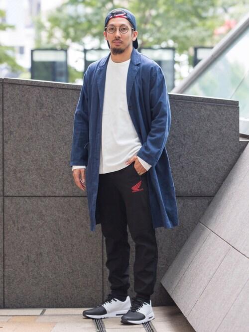 国�y.+y���ke�ney�/y�a�n�i*_搭配nike球鞋(黑色系)的男性时尚穿搭总览