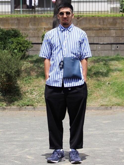 国�y.+y���ke�ney�/y�a�n�i*_搭配new balance球鞋的男性時尚穿搭總