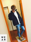 (Abercrombie&Fitch) using this ✂︎たなかいとん✂︎ looks