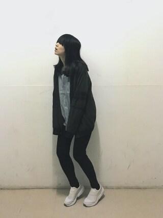 「ストライプオープンカラーシャツ(SENSE OF PLACE by URBAN RESEARCH)」 using this 小谷実由 looks