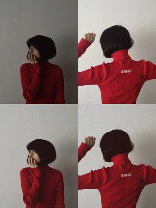 (VETEMENTS) using this 小谷実由 looks