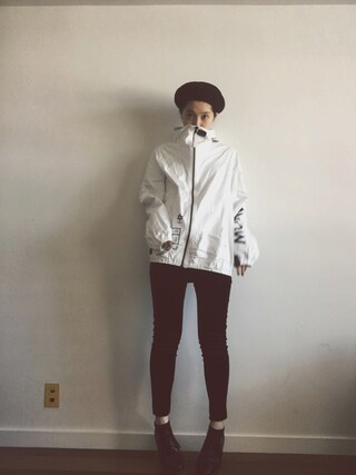 「NOMA STRETCH PANTS(mother)」 using this 小谷実由 looks