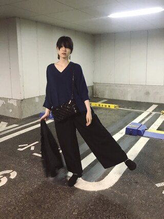 「MM13SS-KN015(mame)」 using this 小谷実由 looks