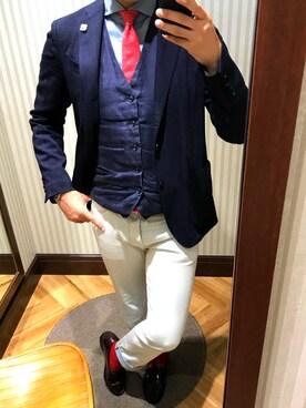 【メンズ・レディース別】私服におすすめスーツ・コーデスタイル