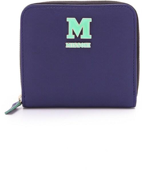 977d7a2db036 M Missoni(エムミッソーニ)の「M Missoni Zip Around Wallet(財布)」 - WEAR