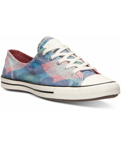 457c02abe671 「Converse Women s Chuck Taylor All Star Fancy Missoni Casual Sneakers from  Finish Line」