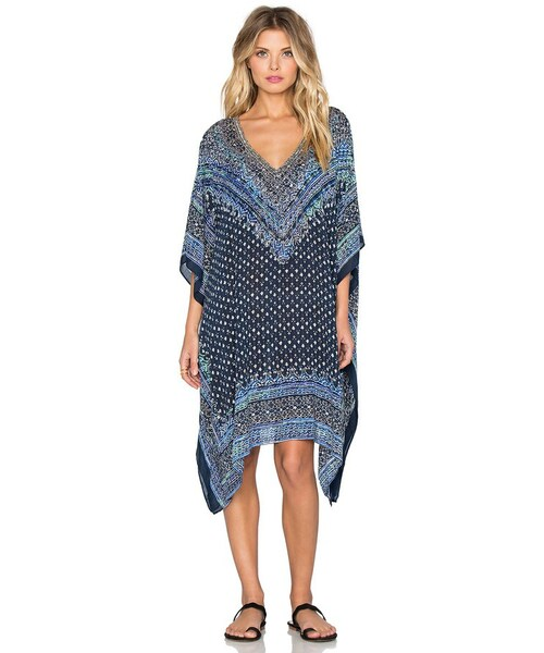 e291c26aebbe6 Parker(パーカー)の「Parker Beach Playa Embellished Cover Up Marina ...