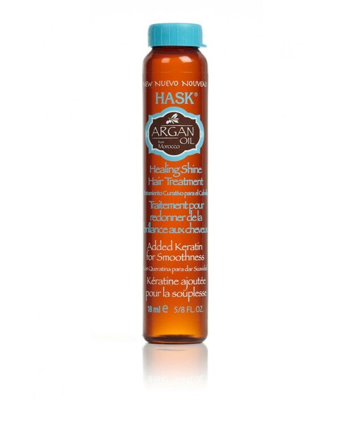hask ハスク の argan oil from morocco healing shine hair