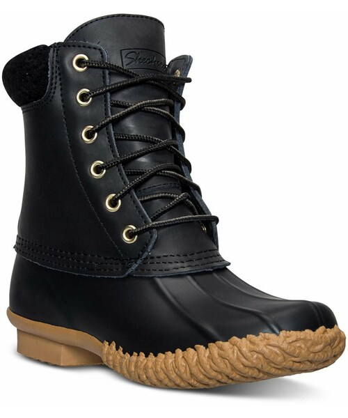 skechers スケッチャーズ の skechers women s duck boots from