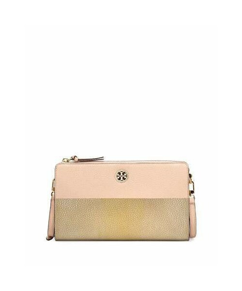 63cc669ef23 Tory Burch(トリーバーチ)の「Tory Burch Perry Colorblock Wallet ...