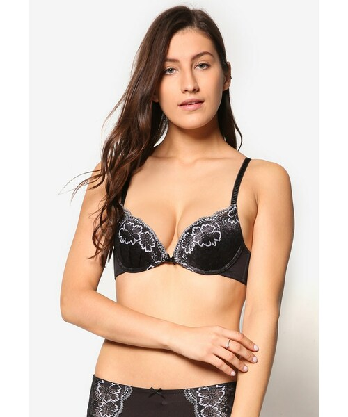 0ff8781c1a1a4 Triumph(トリンプ)の「Maximizer Cleavage On Demand Wired Push Up Bra(その他)」 - WEAR