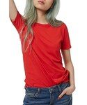 Topshop(トップショップ)の「Women's Topshop Washed Tee(Tシャツ・カットソー)」