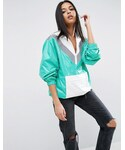 Asos「ASOS Rain Jacket With Metallic Trim(Other outerwear)」