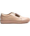 Acne Studios | ACNE STUDIOS Adriana TurnUp leather trainers(球鞋)