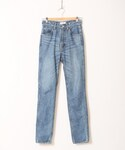 holiday | HIGH WAIST SKINNY DENIM PANTS()