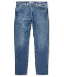 Levi's「Levi's Made & Crafted Needle Narrow Slim-Fit Stretch-Denim Jeans(Denim pants)」