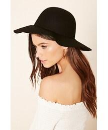 FOREVER 21「FOREVER 21+ Wool Floppy Hat(Hats)」