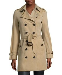 BURBERRY「Burberry Sandringham Mid-Length Heritage Trench Coat(Outerwear)」