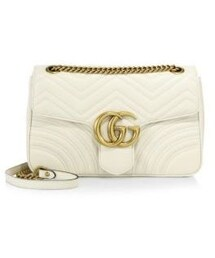 GUCCI「Gucci GG 2.0 Medium Quilted Leather Shoulder Bag(Shoulderbag)」