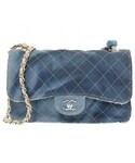 CHANEL「CHANEL Blue Handbag(Shoulderbag)」