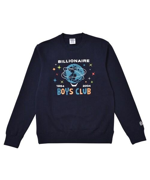 68f0b75249a1 「BILLIONAIRE BOYS CLUB BILLION DOLLAR FAIR CREWNECK SWEATSHIRT 16HOLIDAY」
