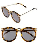 KAREN WALKER「Women's Karen Walker 'Super Lunar - Arrowed By Karen' 52Mm Sunglasses - Crazy Tort/ Gold(Sunglasses)」