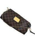 LOUIS VUITTON「LOUIS VUITTON Leather crossbody bag(Clutch)」