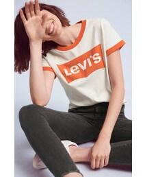 Levi's「Levi's Ringer Surf Tee(T Shirts)」
