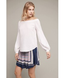 no brand「Floreat Poppy Bell Blouse(Tops)」