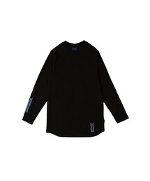 RMTC「Ceremony Tape Long Sleeve_BLACK(Others)」