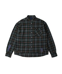 RMTC「RMTCRW wide shirt_Green(Others)」