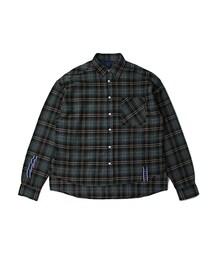 RMTC(ロマンティッククラウン)の「RMTCRW wide shirt_Green(その他)」
