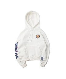 RMTC「Ceremony Tape Wide hoodie_WHITE(Others)」