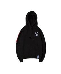 RMTC(ロマンティッククラウン)の「Laundry Day hoodie_Black(その他)」