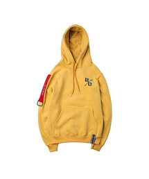 RMTC「Laundry Day hoodie_Mustard(Others)」