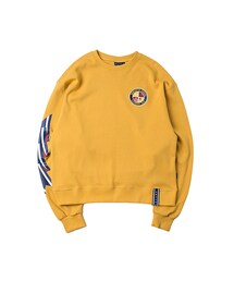 RMTC「Ceremony Tape Crew neck_MUSTARD(Others)」