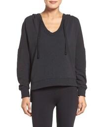 Alo「Women's Alo Fluid Hoodie(Sweatshirt)」