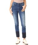 Anine Bing「ANINE BING Jeans with Hem Detail(Denim pants)」