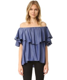 MLM Label「MLM LABEL Maison Off Shoulder Top(Other tops)」