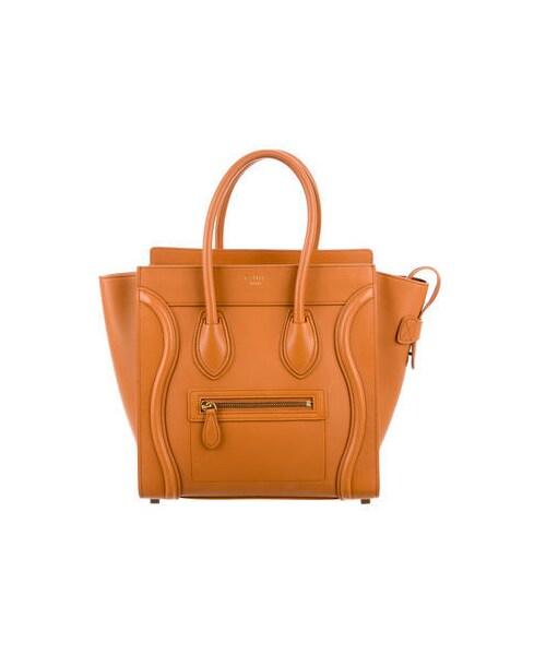 f1a80e41feaf CELINE(セリーヌ)の「Céline Micro Luggage Tote(トートバッグ)」 - WEAR