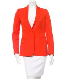 STELLA McCARTNEY「Stella McCartney Fitted Peak-Lapel Blazer(Tailored jacket)」