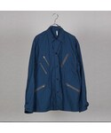 HUMIS(ヒューミス)の「HUMIS : FLIGHT LIGHT COVERALL JACKET(カバーオール)」